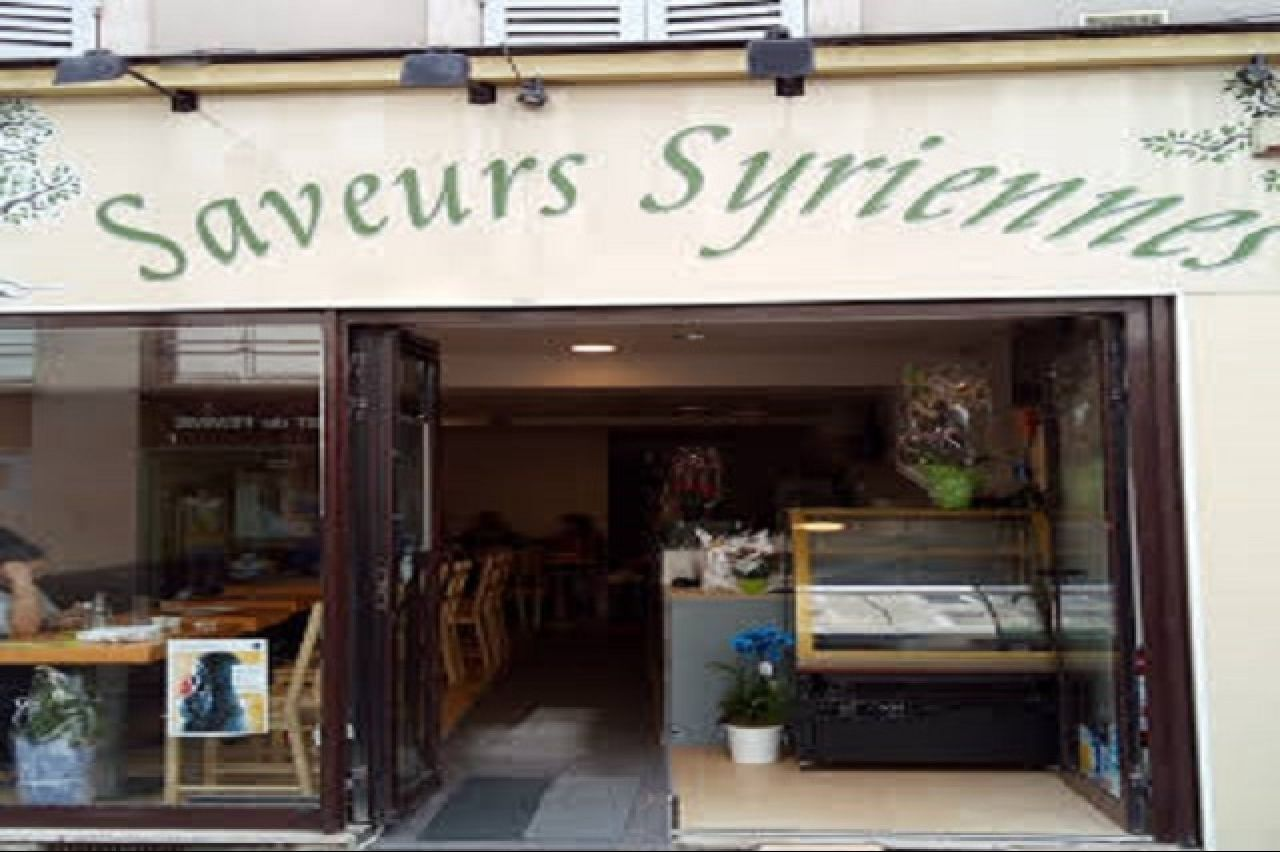 SAVEURS SYRIENNES