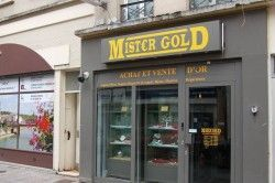 MISTER GOLD - commerces Melun