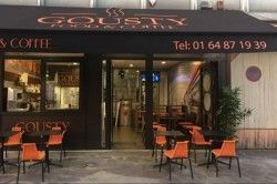 GOUSTY FOOD & COFFEE - commerces Melun