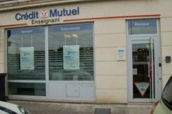CREDIT MUTUEL - commerces Melun
