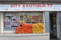 CITY EXOTIC 77 - commerces Melun