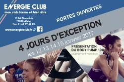 ENERGIE CLUB - commerces Melun