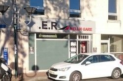 CER GARE - commerces Melun
