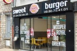 SWEET BURGER - commerces Melun